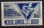 Mexique. Tourisme Sur Le Golfe Du Mexique Et Cote Des Caraibes. 1 T-p Neuf **  1956 - Mexique