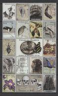 D005 MONGOL POST MILLENNIUM OF EXPLORATION CHARLES DARWIN 1809-1882 1SH MNH - Histoire