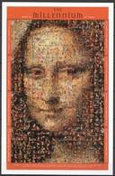 D010 ST.VINCENT THE MILLENNIUM OF FACES 1SH MNH - Histoire