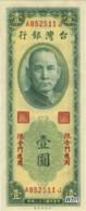 Taiwan 1 NT$ (R101) Kinmen -UNC- - Taiwan