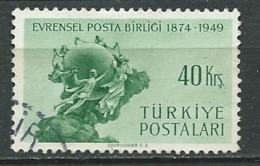 Turquie  -  - Yvert N ° 1099 Oblitéré   Abc 305129 - 1921-... République