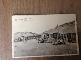Bredene Sur Mer La Plage - Cartes Postales
