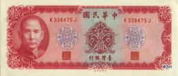 Taiwan 10 NT$ (P1979a) W/o Letter -UNC- - Taiwan