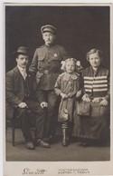 Carte Photo - Militaire Et Famille - Army & War