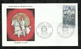 JEANNE D'ARC . 16 NOVEMBRE 1968 . VAUCOULEURS . - 1960-1969