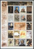 D027 LIBERIA MILLENNIUM 2000 LATE 16TH CENTURY 1SH MNH - Histoire