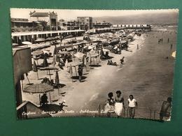 Cartolina Cagliari - Spiaggia Del Paetto - Stabilimento Lido - 1957Ca. - Cagliari