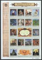 D028 MICRONESIA MILLENNIUM 1000-2000 12TH CENTURY 1100-1150 1SH MNH - Histoire