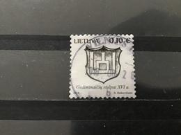 Litouwen / Lithuania - Wapenschild (0.10) 2018 - Lithuania