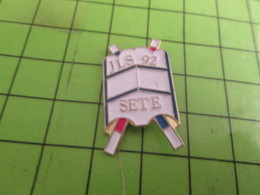 910e Pin's Pins / Rare & De Belle Qualité : THEME VILLES / SETE JOUTES NAUTIQUES JLS92 - Cities