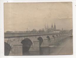 03.491/ Photo (11,5x9 Cm) MOULINS - Pont Régemortes - Lieux