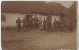 Carte Photo -  Militaires 1915 - Autres