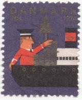 Denmark 1974, Julemaerke, Christmas Stamp, Vignet, Poster Stamp - Denmark