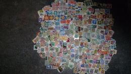 Lot De 1290 Timbre ROMANIA - Timbres
