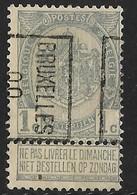 Brussel  1900  Nr. 280B - Precancels