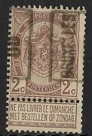 Brussel  1900  Nr. 315A - Precancels