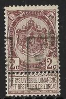 Brussel  1901  Nr. 380B - Precancels