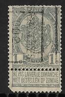 Brussel  1902  Nr. 410B - Precancels