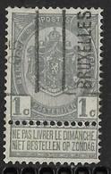 Brussel  1905  Nr. 655A - Precancels