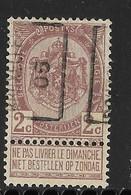 Brussel  1905  Nr. 709A - Precancels
