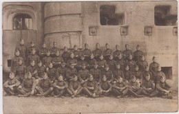 Carte Photo - Groupe De Militaires Du 2° Génie - Army & War