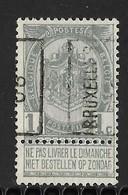 Brussel  1906  Nr. 753A - Precancels