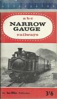 ABC NARROW GAUGE RAILWAYS - W.J.K. DAVIES (EISENBAHNEN CHEMIN DE FER LOKOMOTIVEN LOCOMOTIVES VAPEUR ) - Chemin De Fer