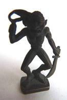 Rare FIGURINE KINDER  METAL PIRATE GROTESQUE 8 (1) - U-EI Piraten (2) - Figurines En Métal