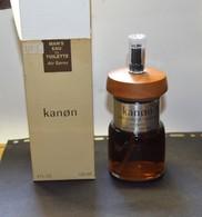 Flacon Kanon Man's Eau De Toilette Air Spray 120 Ml - Parfums