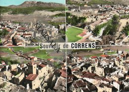 CPSM  Correns Multivues - Frankrijk