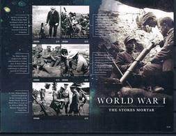 Bloc Sheet 1ere Guerre Mondiale World War 1  MNH  Neuf **  Grenada 2015 - Guerre Mondiale (Première)