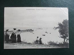 CPA 85 NOIRMOUTIER LA RADE ET L'ESTACADE ANIMEE - Noirmoutier