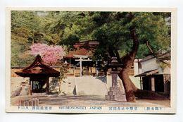 Shimonoseki Japan - Japan