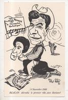 THD.468/ Evenements De Nos Jours - 4 Novembre 1980 - Reagan Décroche Le Premier Rôle Aux élections - Satiriques