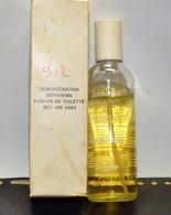 Flacon Parfum De Toilette Vapo Detchema Revillon Quasi Plein 85ml - Parfums