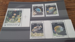 LOT 435945 TIMBRE DE MONACO NEUF** LUXE - Collections, Lots & Séries