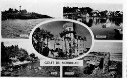 GOLFE DU MORBIHAN -  Cpsm - France