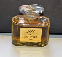 Flacon Joy De Jean Patou Flacon Scelé Tout En Verre 30ml - Parfums