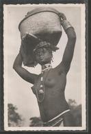 Tchad - Femme Sara Seins Nus - Nude Ethnique - Erotique - Scarifications Sur  Visage Et Corps - Photo Pauleau ? - Tchad