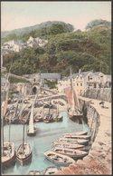 Clovelly Harbour, Devon, C.1905-10 - Frith's Postcard - Clovelly