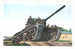 Cpsm Militaria - Char / Tank ( Non Légendée ) - Matériel