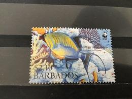 Barbados - WWF, Koningstrekkervis (2.10) 2006 - Barbados (1966-...)