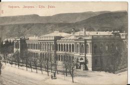 CPA -  Georgie - Tiflis - Le Palais - Georgia