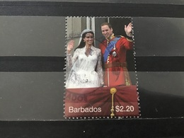 Barbados - Koninklijk Huwelijk (2.20) 2011 - Barbades (1966-...)