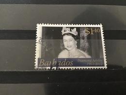 Barbados - Kroningsjubileum Koningin Elizabeth (1.40) 2012 - Barbados (1966-...)