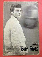 TONY RENIS PROMOCARD LA VOCE DEL PADRONE - Foto