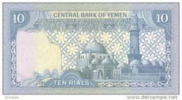 YEMEN ARAB P. 18b 10 R 1983 UNC - Yémen