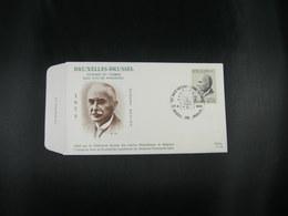 """BELG.1974 1713 FDC Brux/Brus  """"Dag Van De Postzegel - Journée Du Timbre """" - 1971-80"""