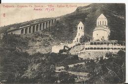 CPA -  Georgie - Tiflis - Eglise Saint David - - Georgia