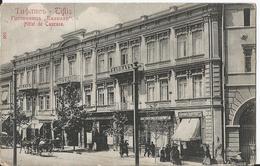 CPA -  Georgie - Tiflis - Hotel De Caucase - Animée - Géorgie